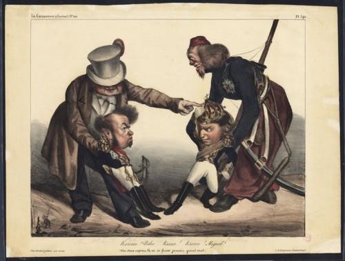 A Guerra Civil em Portugal gera conflito entre Pedro II, Imperador do Brasil e o Rei de Portugal