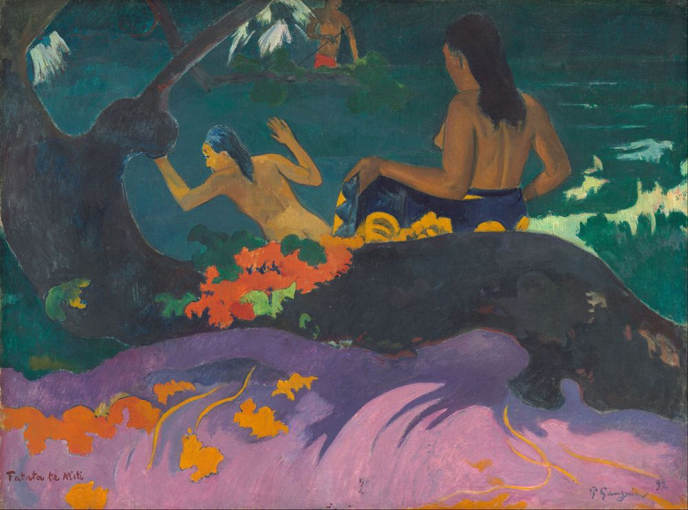 Paul_Gauguin_-_Fatata_te_Miti_(By_the_Sea)_-_Google_Art_Project.jpg