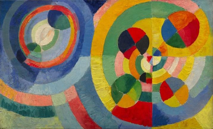 Circular Forms, Robert Delaunay